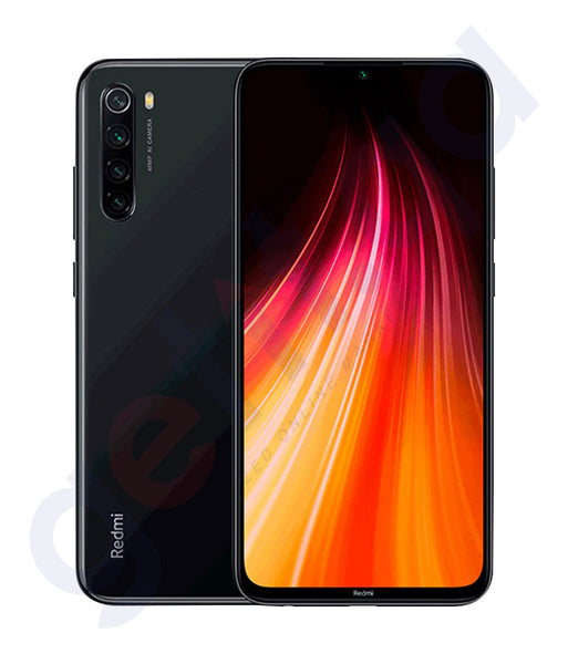 Buy Redmi Note 8 4gb 128gb Black Price Online in Doha Qatar