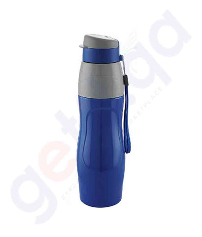 Buy Water Bottle Puro Sports 600 Blue Online in Doha Qatar
