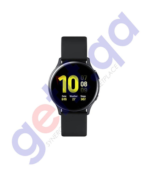 Buy Samsung Galaxy Watch Active 2 Black 40mm in Doha Qatar
