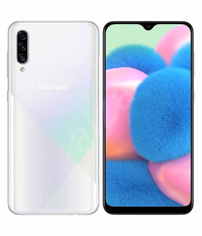 Buy Samsung A30s 4gb 64gb Prism White Price Online in Doha Qatar