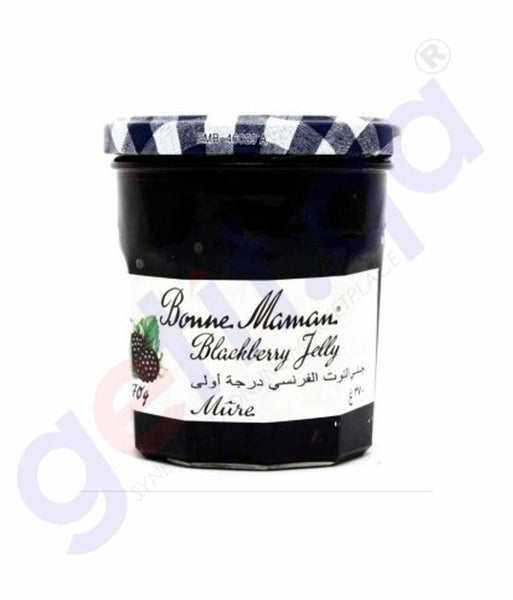 GETIT.QA | Buy Bonne Maman Blackberry Jelly 370gm Online in Doha Qatar