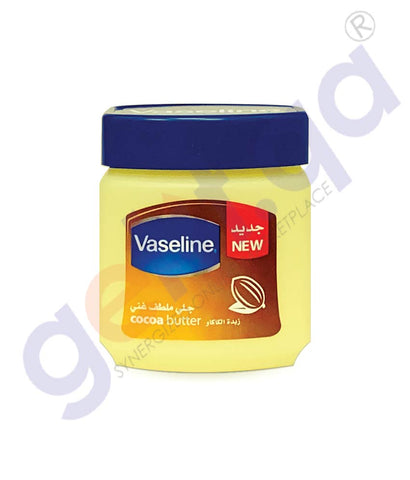 Buy Vaseline Cocoa Butter Jelly 120ml Price Online in Qatar