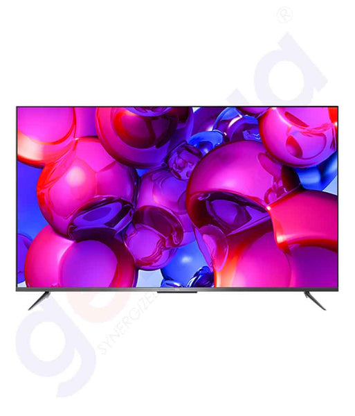 "TCL 75"" UHD ANDROID LED (3840x2160p) RESOLUTION 75P715"