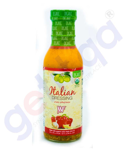 GETIT.QA | Buy MF Organic Italian Dressing 345ml Online in Doha Qatar