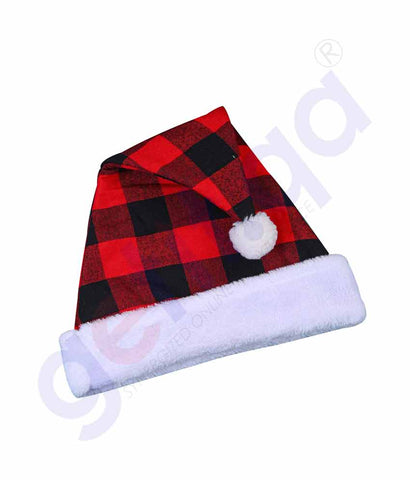 Buy Christmas Santa Hat for Child Special Online Doha Qatar