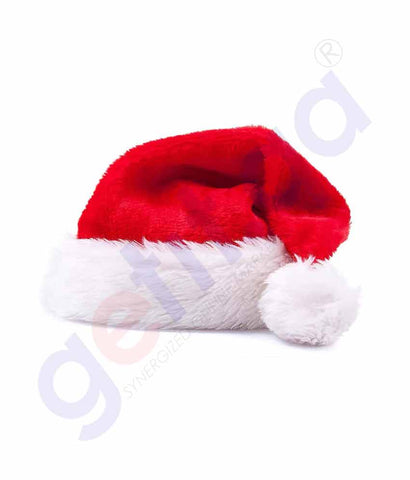 Buy Christmas Santa Hat Soft Price Online in Doha Qatar