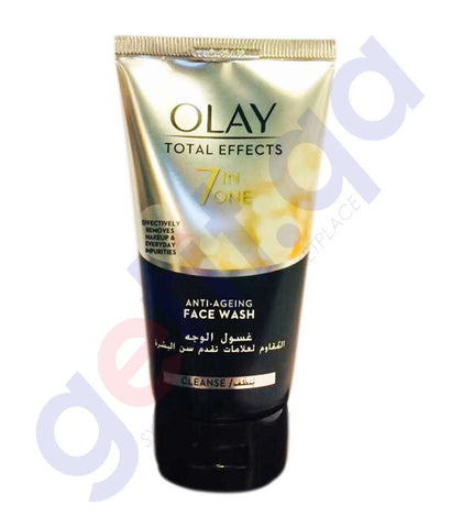 OLAY TOTAL EFFECTS FACE WASH - 150ML