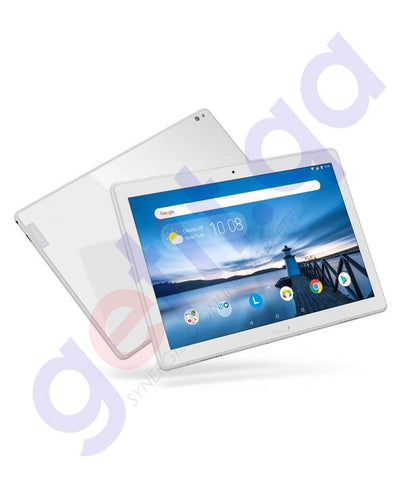 Buy Lenovo Tab x705 Sparkling White 4GB 64GB in Doha Qatar