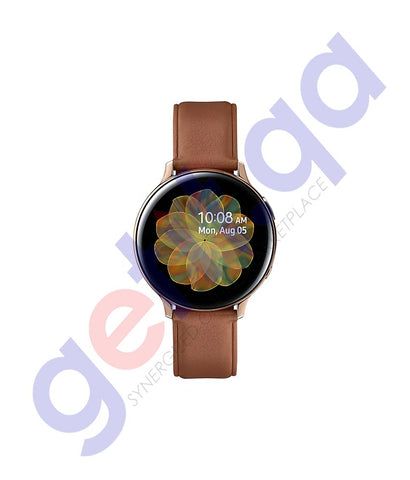 Buy Samsung Galaxy Watch Active 2 Gold 44mm in Doha Qatar