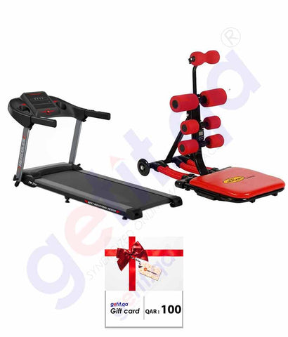 Buy Sports Day Fitness Combo Price Online in Doha Qatar