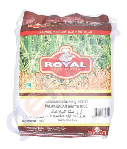 ROYAL PALAKKADAN MATTA RICE