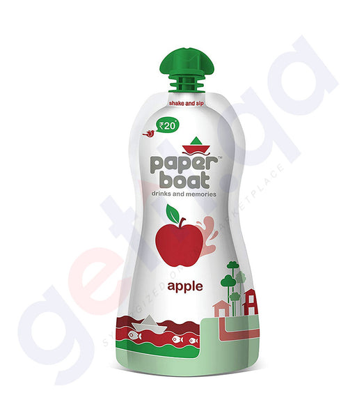 BUY BEST PRICED PAPER BOAT APPLE 200ML ONLINE IN QATAR