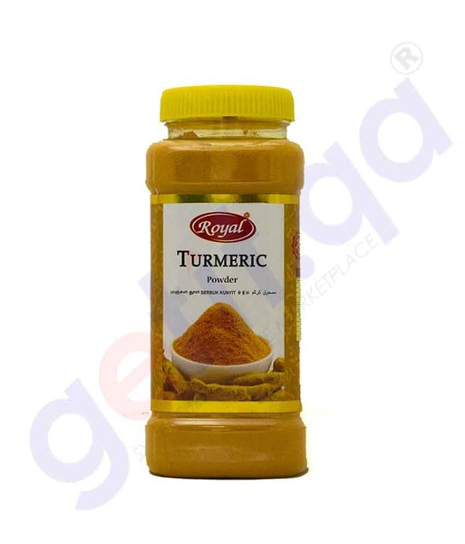 Buy Quality Royal Turmeric Powder 250g Online in Doha Qatar