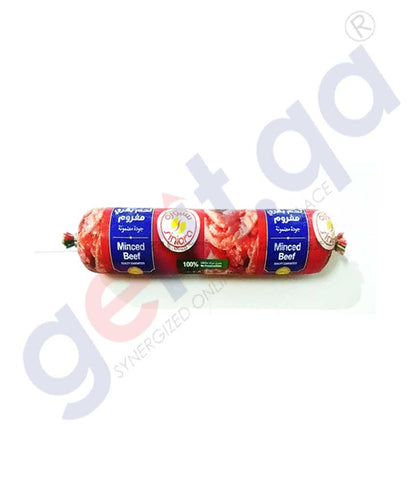 SINIORA MINCED BEEF ROLL 400G