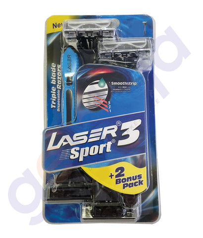 BUY BEST PRICED LASER SPORT3 5+2 TRIPLE PCH ONLINE IN QATAR