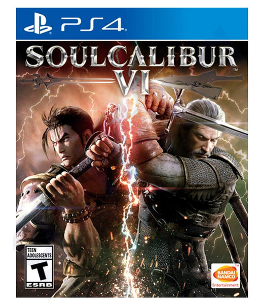 SHOP FOR BEST PRICED SOULCALIBUR VI - PS4 ONLINE IN QATAR