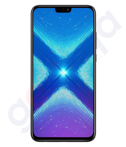 BUY HUAWEI HONOR 8X-NANO SIM-4GB RAM-128GB-4G LTE BLUE ONLINE IN QATAR