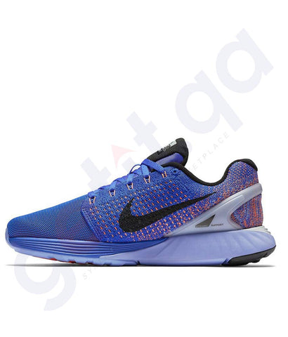BUY BEST PRICED WOMEN'S NIKE LUNARGLIDE 7 FLASH -803567-408 IN DOHA QATAR