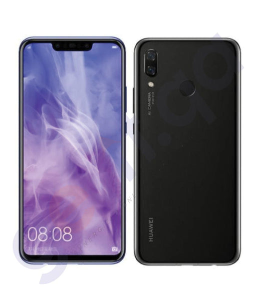 GETIT.QA | BUY HUAWEI NOVA 3I - 4GB RAM 128GB INTERNAL - 4G LTE IN QATAR