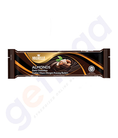 BUY BEST PRICED VOCHELLE DARK CHOCO ALMOND 45GM/75GM ONLINE IN QATAR