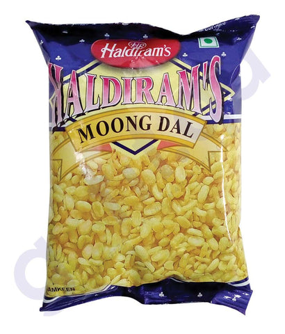 BUY BEST QUALITY HALDIRAMS MOONG DAL 40GM ONLINE IN QATAR