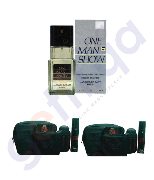 BUY 3 PIECES-CREATION LAMIS PERFUME+ONEMANSHOW PERFUME IN DOHA QATAR