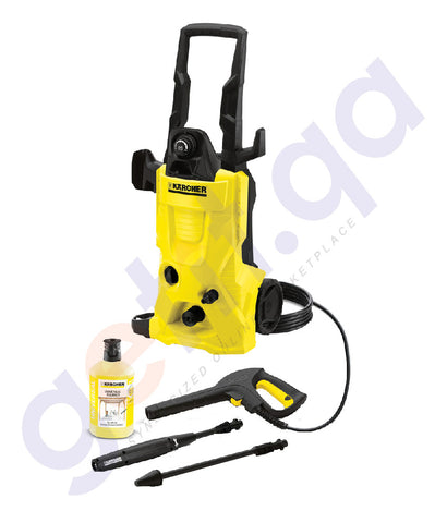 BUY KARCHER COLD WATER HIGH PRESSURE CLEANER K4 IN DOHA QATAR