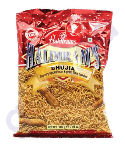 BUY BEST QUALITY HALDIRAMS BHUJIA MASALA 200GM ONLINE IN QATAR