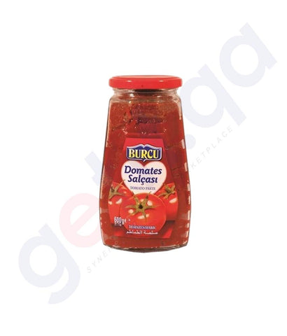 BUY BEST PRICED BURCU CHOPPED TOMATOES 560GMS IN QATAR