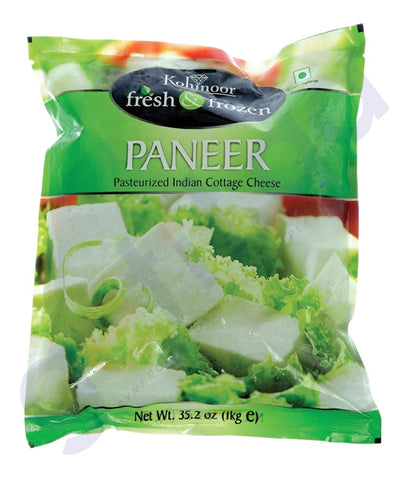 BUY BEST PRICED KOHINOOR PANEER CUBES 1 KG ONLINE IN QATAR