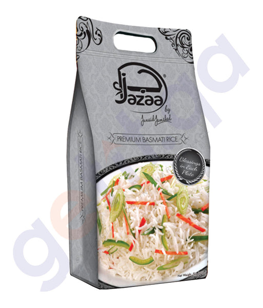 BUY BEST PRICED JAZZA PREMIUM BASMATI RICE-1 KG ONLINE IN QATAR
