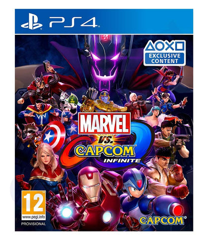 SHOP FOR BEST PRICED MARVEL VS CAPCOM PS4 ONLINE IN QATAR
