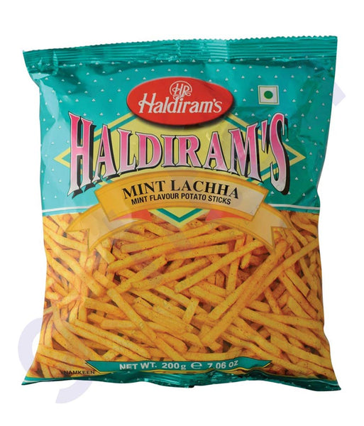 BUY HALDIRAMS MINT LACHHA 200GM ONLINE IN QATAR