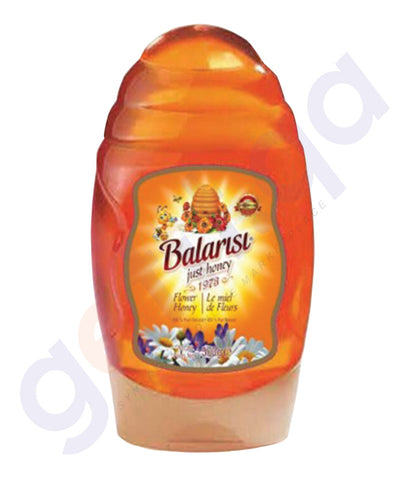 BUY BEST PRICED BALARISI SQUEEZE FLOWER HONEY 500GM ONLINE IN QATAR