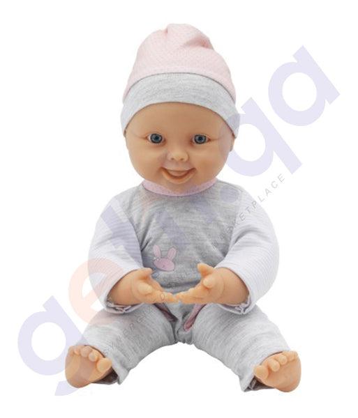 BUY BAOBAB BEBE VANILLE FUNCTION DOLL BABY SURPRISE-113508 IN QATAR