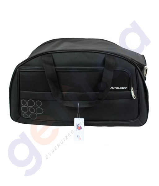 BUY KAMILIANT DUFFLE LARGE BLACK - 18O (0) 09 005 IN QATAR