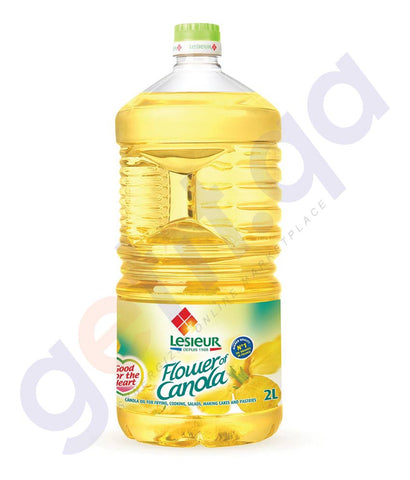 BUY BEST PRICED LESIEUR CANOLA OIL 2 LTR ONLINE IN QATAR