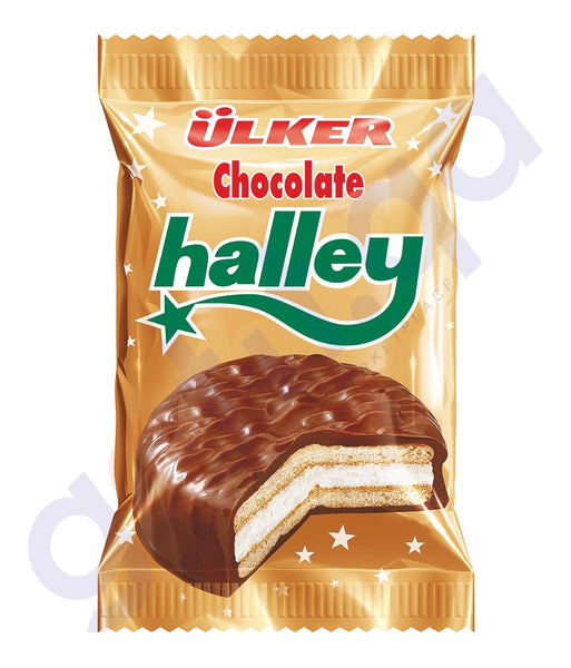 BUY BEST QUALITY ULKER HALLEY SANDWICH 30GMS-24PCS IN QATAR