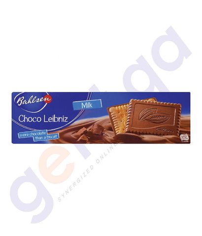 Buy Bahlsen Choco Leibniz Biscuit 125g Price in Doha Qatar