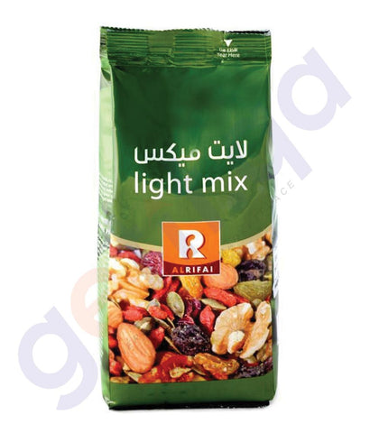 BUY BEST PRICED AL RIFAI MIXED NUTS LIGHT 200 GM IN QATAR