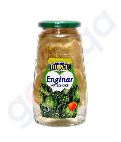 BUY BEST PRICED BURCU ARTICHOKE 540GMS IN DOHA QATAR
