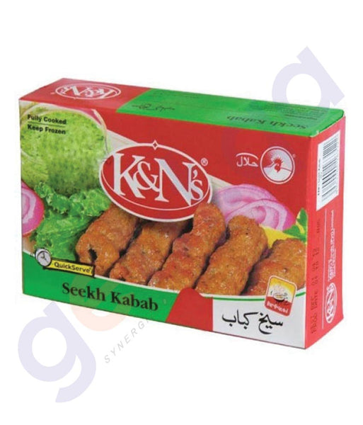 BUY BEST PRICED K&N SEEKH KABAB 510GM ONLINE IN QATAR