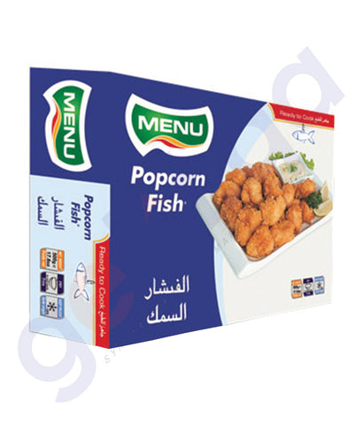 BUY BEST PRICED MENU POPCORN FISH - 500GM ONLINE IN QATAR
