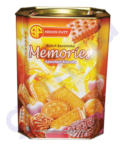 BUY BEST PRICED SHOON FATT VIDORY BISCUIT MEMORIS 700GM IN QATAR