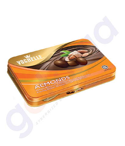 BUY VOCHELLE GIFT COVERED ALMOND 205GM ONLINE IN QATAR
