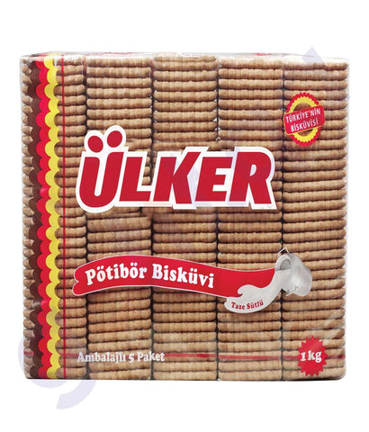 BUY BEST PRICED ULKER PETIT BEURRE BISCUIT 1000GM ONLINE IN QATAR