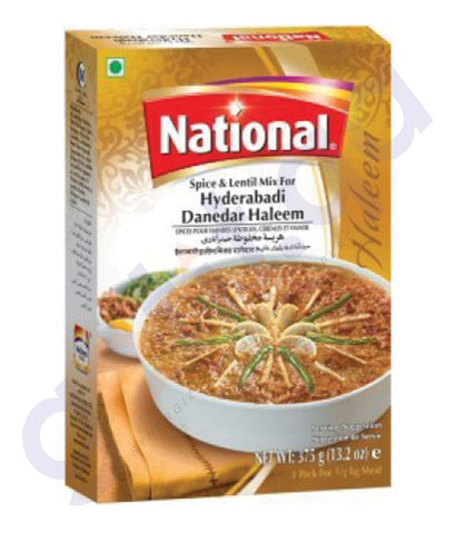 BUY BEST PRICED NATIONAL DANEDAR HALEEM 375GM ONLINE IN QATAR