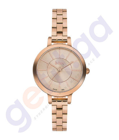 BUY LEECOOPER WOMEN'S ANALOG - LC06175.410 ONLINE IN QATAR