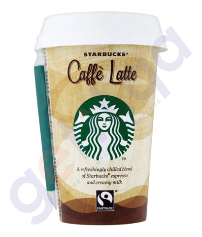 BUY BEST PRICED STARBUCKS DISCOVERIES EATTLE LATTE 220ML IN QATAR