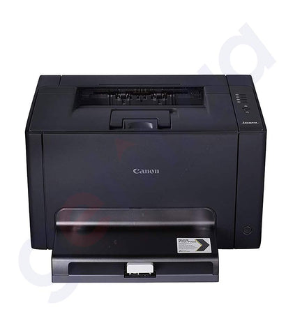 Buy Best Priced Canon iSENSYS-LBP7018c Online in Doha Qatar